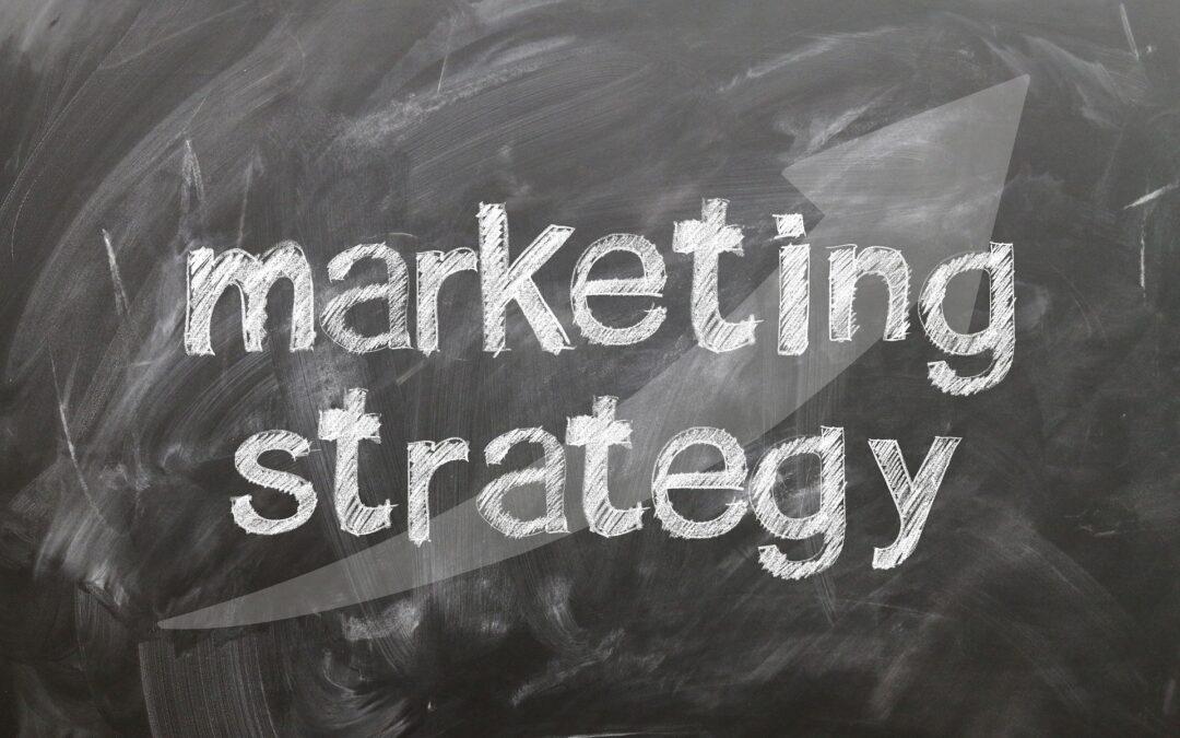 Développez Une Stratégie Marketing Pour Votre Entreprise
