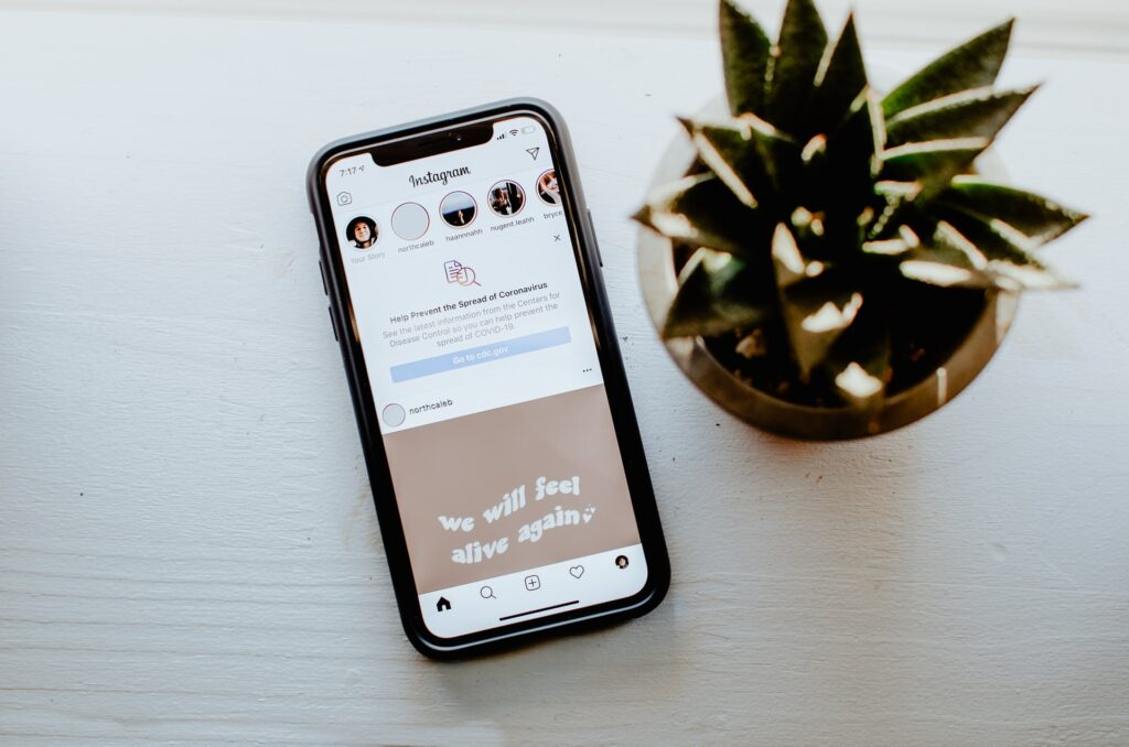 Tendances Marketing Digital: Instagram