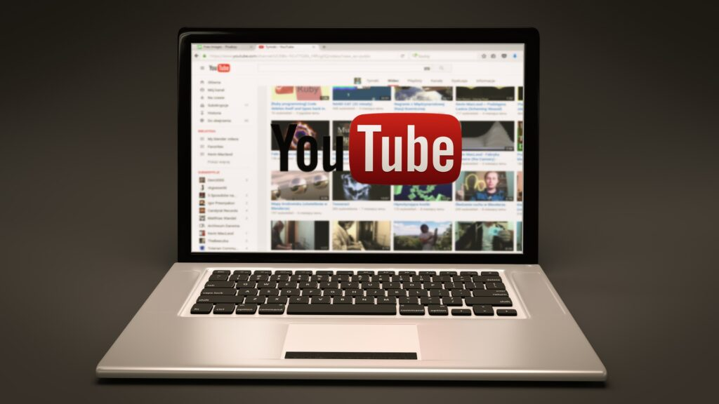 Tendances marketing digital : PUB YouTube